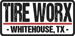 Tire Worx – Whitehouse, Texas Logo